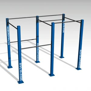 RVL13 PETUM - DOUBLE RACK